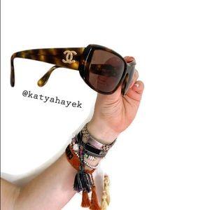 😎 Vintage Chanel Sunglasses 😎